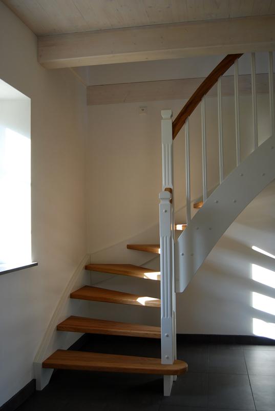 Trappa till ovanvåning